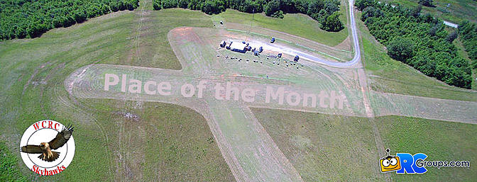 RCG Place of the Month -  Western Carolina Radio Control