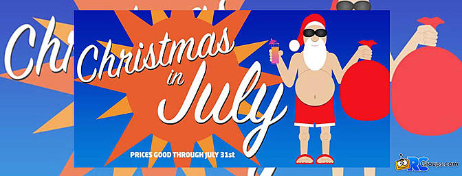 Castle Creations Christmas in July Sale