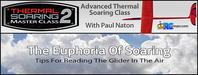 Radio Carbon Art Thermal Soaring Master Class 2