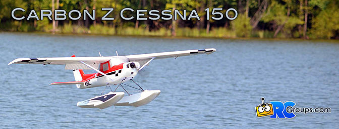 Float Flying the Carbon Z Cessna 150 on floats  is Pure Joy!