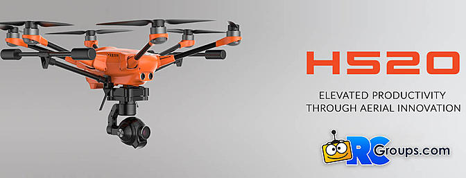 Yuneec H520 - Commercial Drone