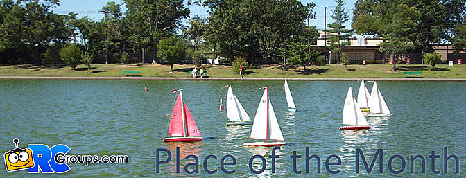 RCG Place of the Month -  Eisenhower Park