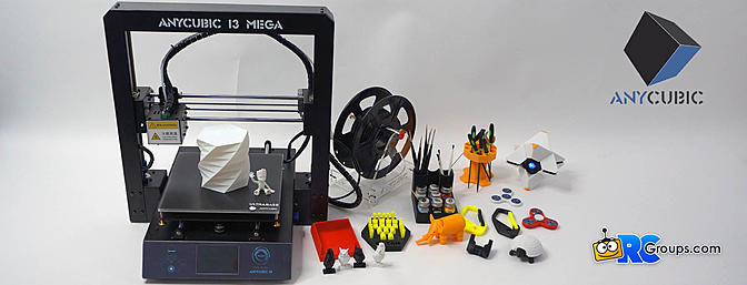 AnyCubic I3 Mega 3D Printer Review - RC Groups