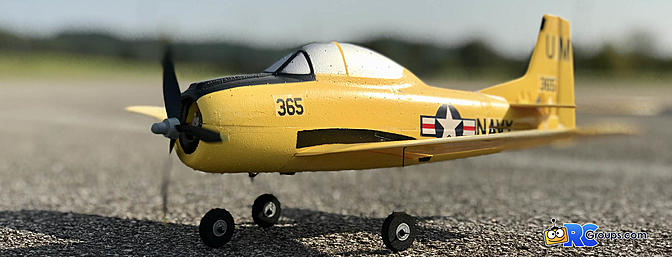 The T-28 Trojan S is ready to take to the skies