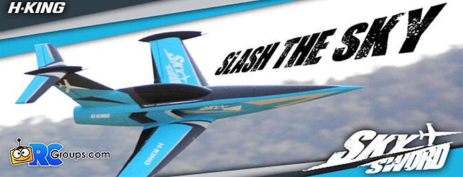 HobbyKing SkySword EDF Jet