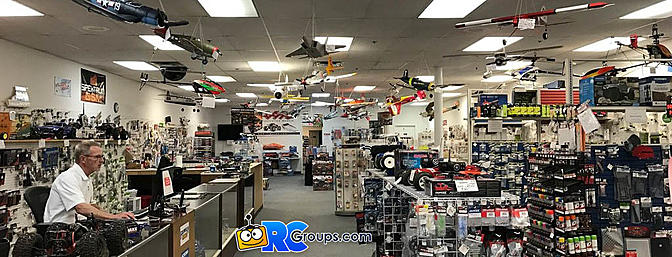 RCG Place of the Month -  Family Hobbies R/C - Smyrna, TN