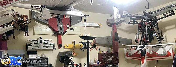 How Do You Store Your Planes?