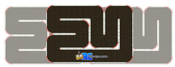 HobbyKing Mini-Q Indoor Car Racetrack