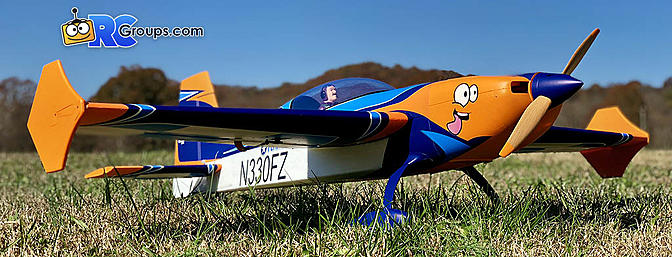 HobbyKing Avios RCGroups Extra 330LX Review