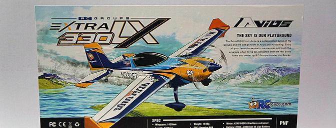 Avios Extra 330LX Box Art