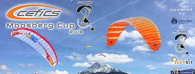 Moosberg Cup 2018 Paraglider/Hang Glider Event - RC Groups