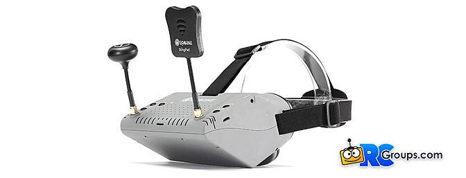 Eachine EV900 5.8G 40CH FPV Goggles