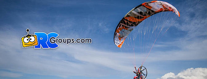 New Opale Camo H1.5 Paraglider Wing