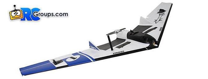 Durafly Sidewinder 100+MPH FPV Racing Wing