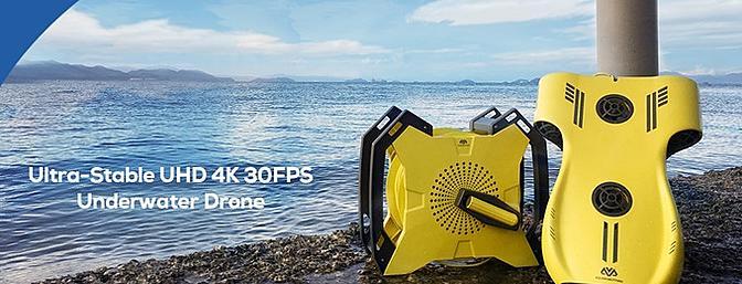 Nemo 4K UHD Underwater Drone