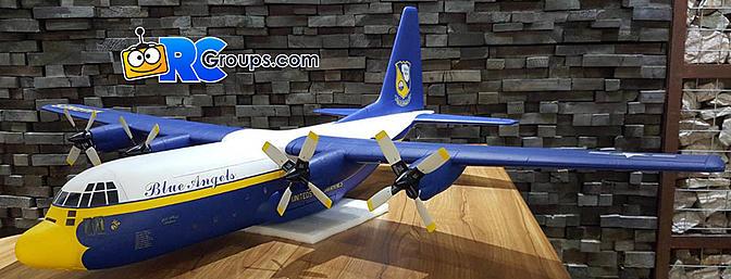 Avios C-130 Coming Soon