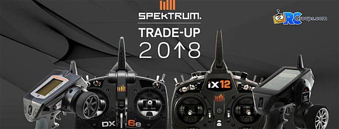 Spektrum Radio Trade-Up Program