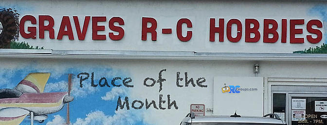 RCG Place of the Month - Grave's RC