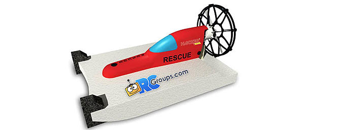 Hacker Model EPP Rescue Boat Kit