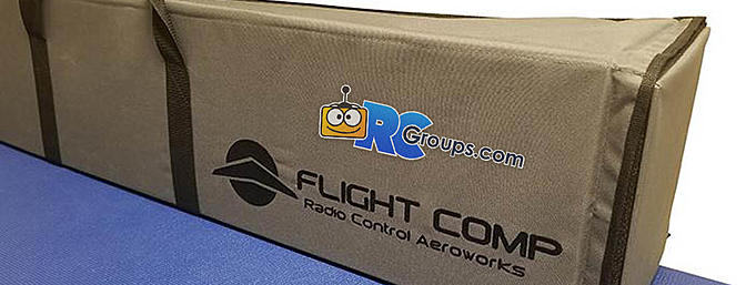 "Flight Comp ""Da Box"" Transportation and Storage System"