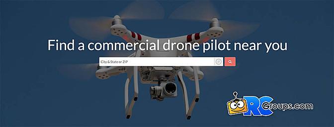A Drone Pilot Locator - Drone Pilots Central
