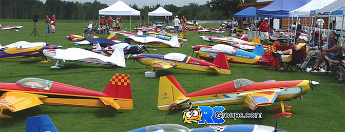 RCG Place of the Month - Clover Creek Aerodrome