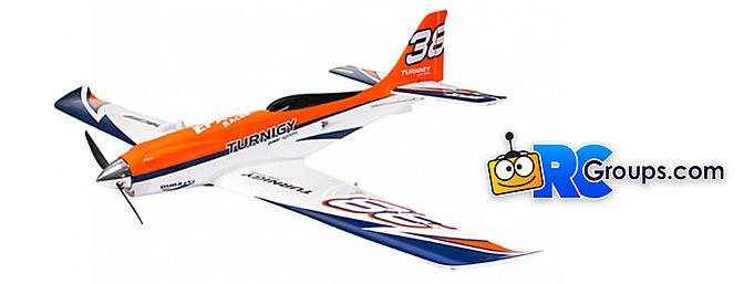 New Durafly EFX Racer Terracotta Edition