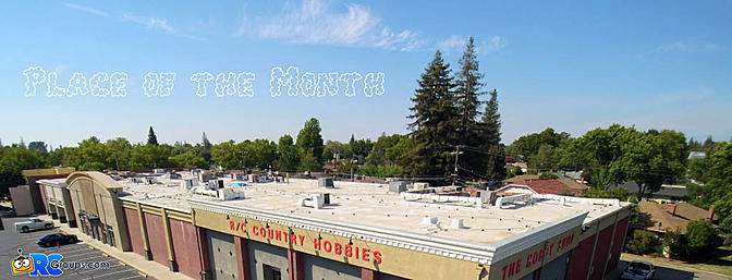 RCG Place of the Month - RC Country Hobbies