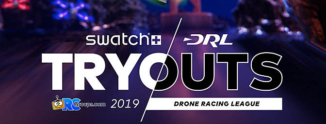 2019 Swatch DRL Tryouts are Now OPEN