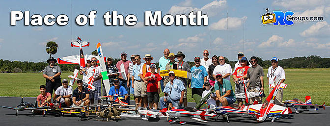 RCG Place of the Month - Triple Creek RC Club