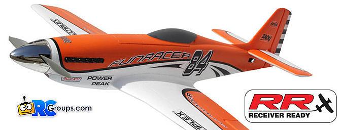 Multiplex FunRacer 100MPH Sport Planes