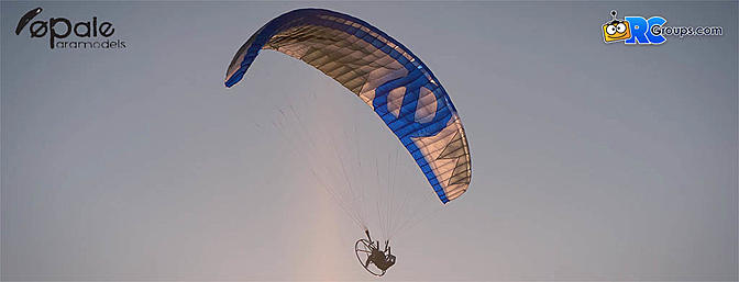 Opale Camo R 2.4 Paraglider Wing