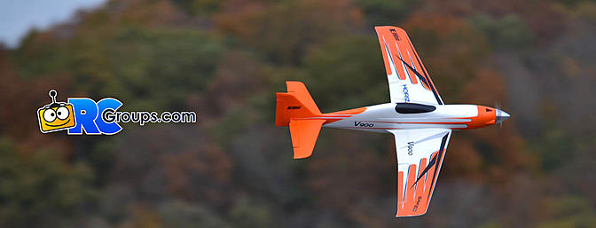 Horizon Hobby E-flite V900 BNF Review