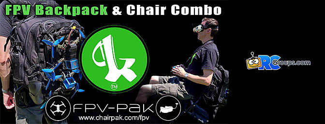 Chair-Pak's FPV Pak Add-On is Here