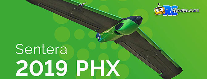 Sentera Announces Update to 2019 PHX Fixed Wing Drone