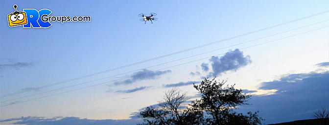 Man Killed Trying to Retrieve Drone