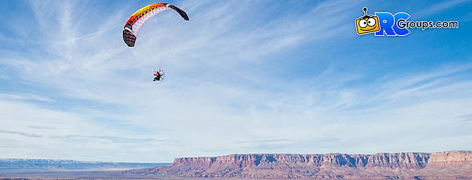 1st Annual Southwest USA RC Paraglider Event