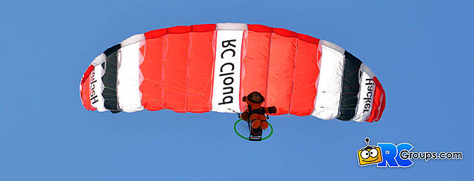 Hacker RC Cloud 0.5 Paraglider Review