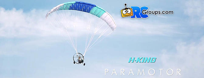 News H-King Paramotor PNF - RC Groups