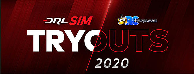 Get Ready for the DRL Sim Tryouts 2020