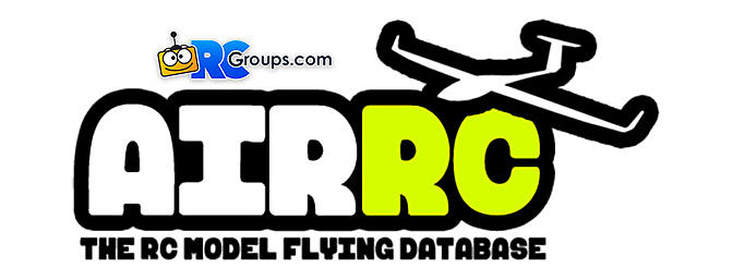 Air-RC Database and Images for Radios