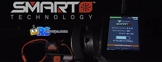 DX6R Gets Smart Technology!