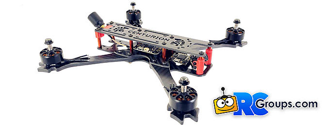 "New 5"" Freestyle Frame for DJI FPV System"