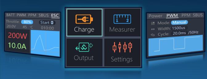 Nice user interface