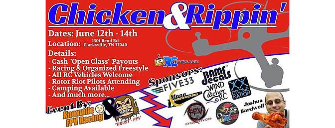 Chicken & Rippin FPV Race June 12-14