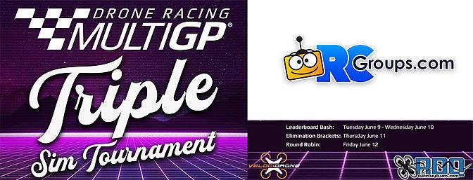The MULTIGP TRIPLE Sim Tournament