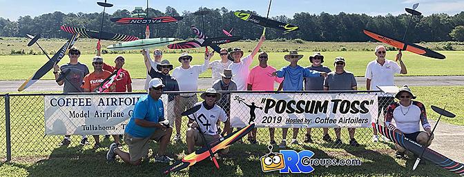 2021 F3K Team Select and Possum Toss