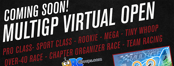 MultiGP Virtual Open - August 9-13