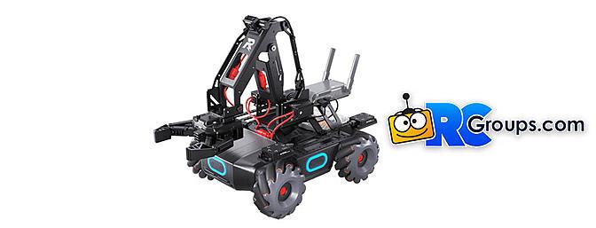 DJI RoboMaster EP Core - STEM
