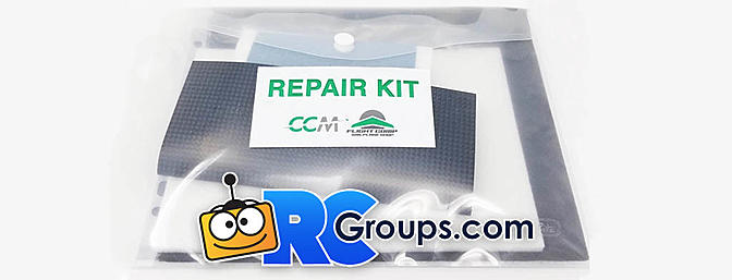 Carbon Repair Kits by CCM